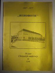 Boer, H. de - 1927 - 1977 --- 50 jaar Christelijk onderwijs in Urk
