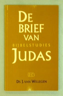 Willegen, Ds. J. van - De brief van Judas --- Bijbelstudies