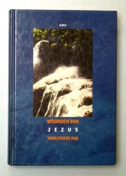 G.W.V., - Woorden van Jezus voor iedere dag